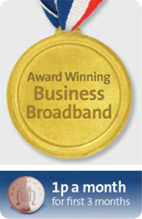 Award Winning Broadband Image