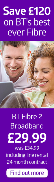 BT Consumer Broadband Offers